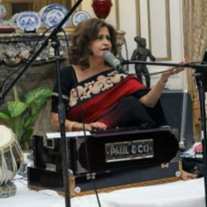 Perrforming for the Ambassador of India in Washington DC